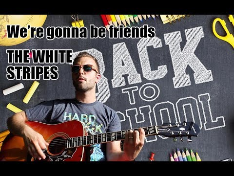 Back To School Song - We're Gonna Be Friends | Rientro A Scuola