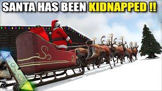 santa-has-been-kidnapped-saving-christmas-ark-survival-evolved-ep1