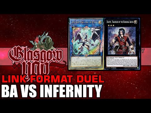LINK FORMAT Infernity vs Burning Abyss DUEL!
