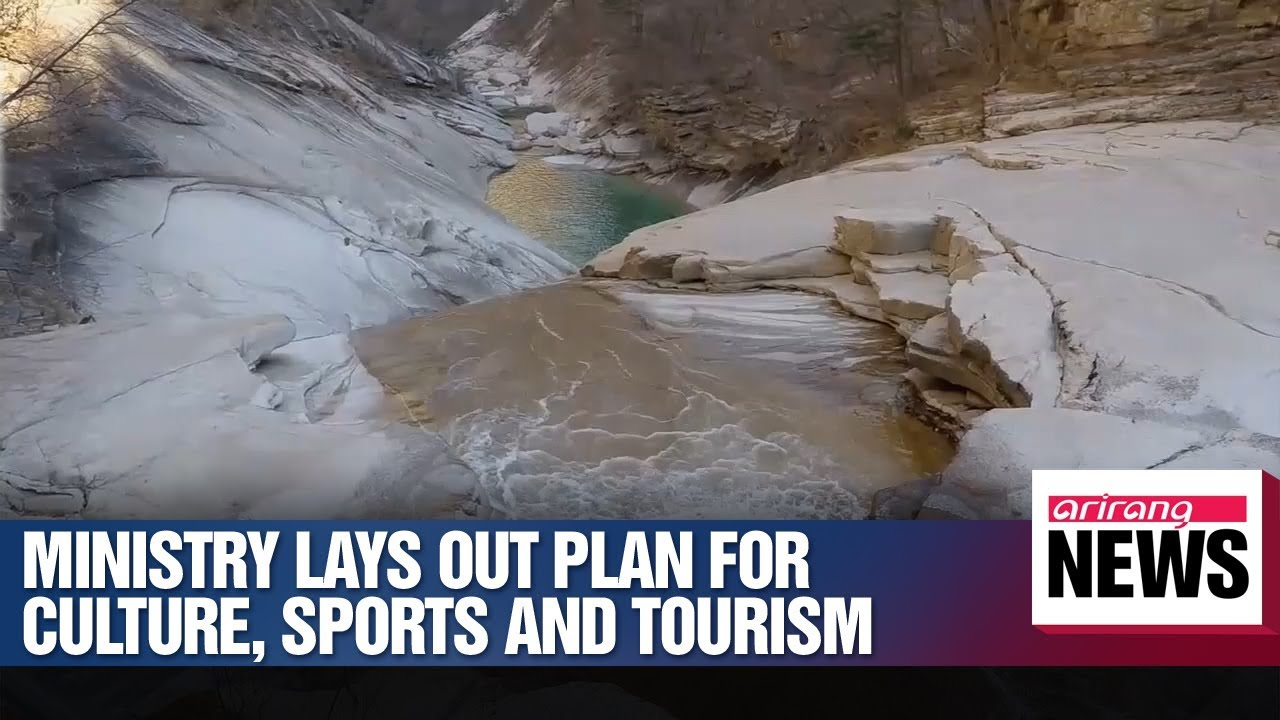 Ministry of Culture, Sports and Tourism lays out its one-year plan