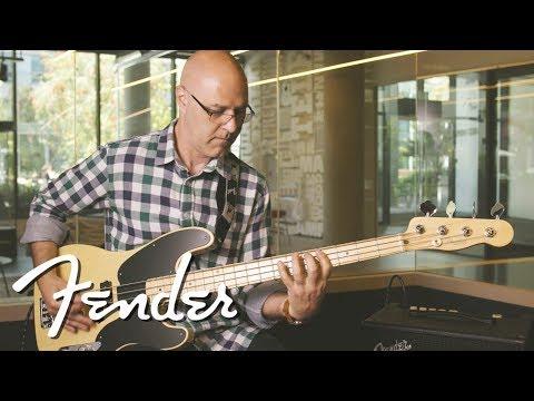 Inside The Parallel Universe '51 Telecaster PJ Bass | Parallel Universe | Fender