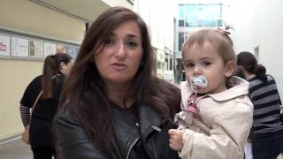 Cinebebés con feedback de familias usuarias