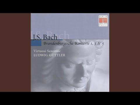 Brandenburg Concerto No. 5 in D Major, BWV 1050: I. Allegro mp3