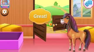 Ферма лошадей и единорогов (Farm Of Unicorn And Horse)