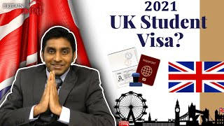 Tier – 4 student visa UK – 2021
