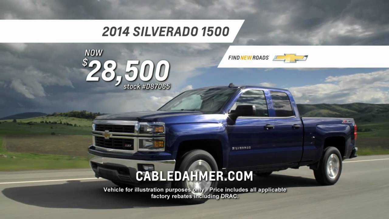 Cable Dahmer Chevy >> Chevy Silverado Kc.html | Autos Post