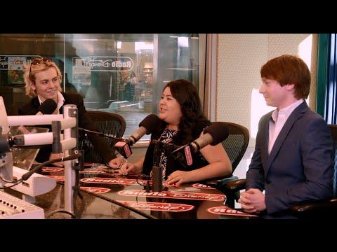 Laura Marano Interviews Her Austin & Ally Castmates | Radio Disney