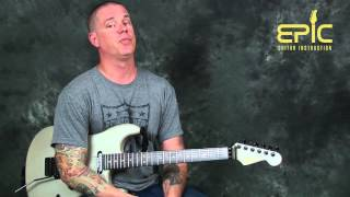 Learn best Metallica riffs guitar lesson Master Of Puppets Harvester Of Sorrow chords licks rhythms Mp3