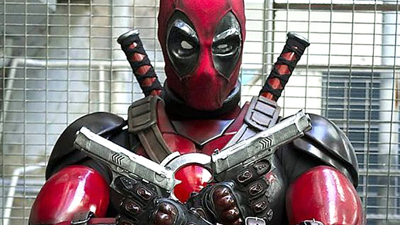 What Are Deadpool S Powers Youtube