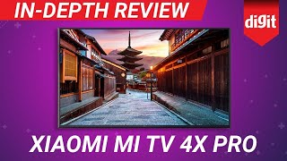 Xiaomi Mi TV 4X Pro 55-inch In-depth Review | Digit.in