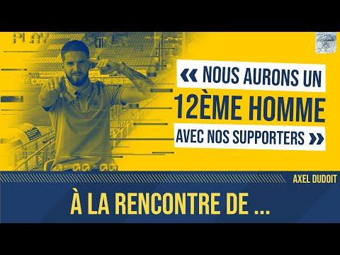 À la rencontre de Axel Dudoit | Mercato FCG