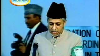 Humbleness of Hadhrat Mirza Ghulam Ahmad Qadiani, The Promised Messiah and Mahdi(as), Urdu Speech