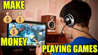 HOW TO MAKE $2000 PLAYING GAMES | EASY | FUN