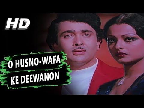 O Husno-Wafa Ke Deewanon   Kishore Kumar,...