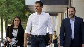 Pedro Sánchez rectifica a Ábalos por decir que las elecciones serán el 26 de mayo