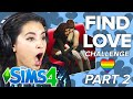 Introvert Has Her First Kiss In The Sims 4 | Part 2