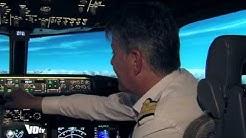 Un simulateur de vol à l'aérodrome de Cormeilles en Vexin