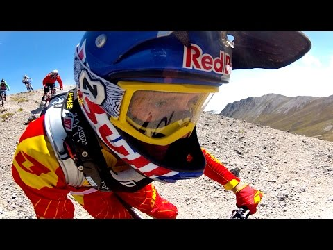 GoPro: MTB Volcano Descent With Aaron Chase