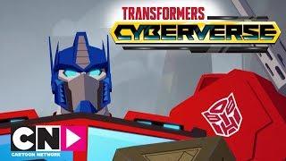 Transformers Cyberverse | Allspark Part C | Cartoon Network Türkiye