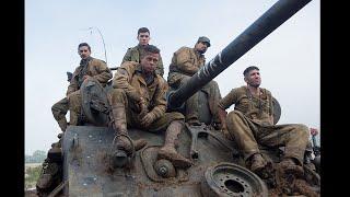 1945年ードイツの大軍を相手に戦い抜いた、5人の兵士の絆 ブラッド・ピ...