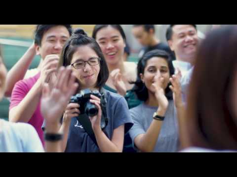 Inclusive society. Enabling lives. (SG Enable corporate video 2017)