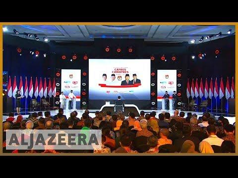 🇮🇩 Indonesia Elections: Candidates Focus On Economy | Al Jazeera English