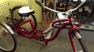 Трехколесный грузовой велосипед круизер Schwinn Town and Country 2013(Купить трехколесный грузовой велосипед круизер Schwinn Town and Country 2013 в интернет-магазине Санкт-Петербурга:..., 2013-06-03T07:18:15.000Z)