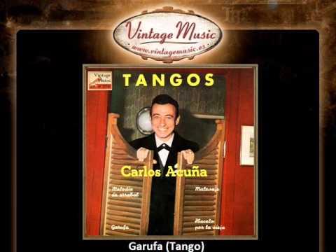 Carlos Acuña  Garufa Tango  VintageMusic.es