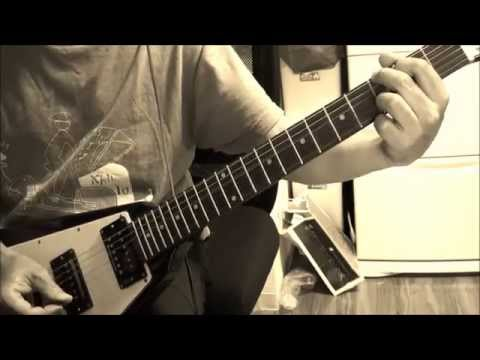 Too Hot to Handle-UFO(Michael Schenker  Guitar Cover)