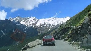 Manali to Rohtang Pass by Road Full Video - Part 2