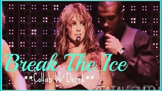 Britney Spears-Break the Ice (Bugzz Remix) Collab Music Video 2011