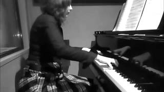 Silent Night jazz variations-Chrysanthi Oikonomaki