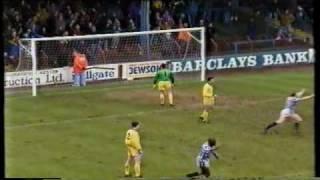 Huddersfield v Southend Utd. - FA Cup- 92-93
