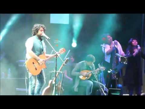 Arijit singh live HD | Maaeri live |...
