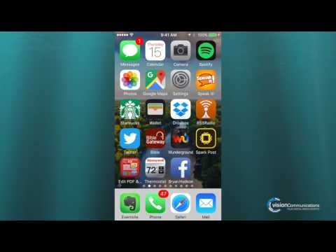 iOS 10 Text to Speech Feature Demo