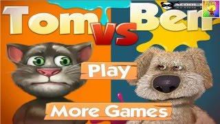 Кот Том против собаки Бена Муоьтик игра для детей