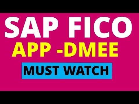 SAP FICO DMEE Business Process Flow (2/16)- UDEMY Coupon