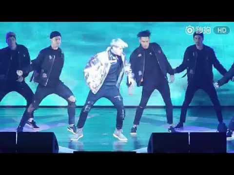 Kris Wu Mr. Fantastic Concert Dance Solo