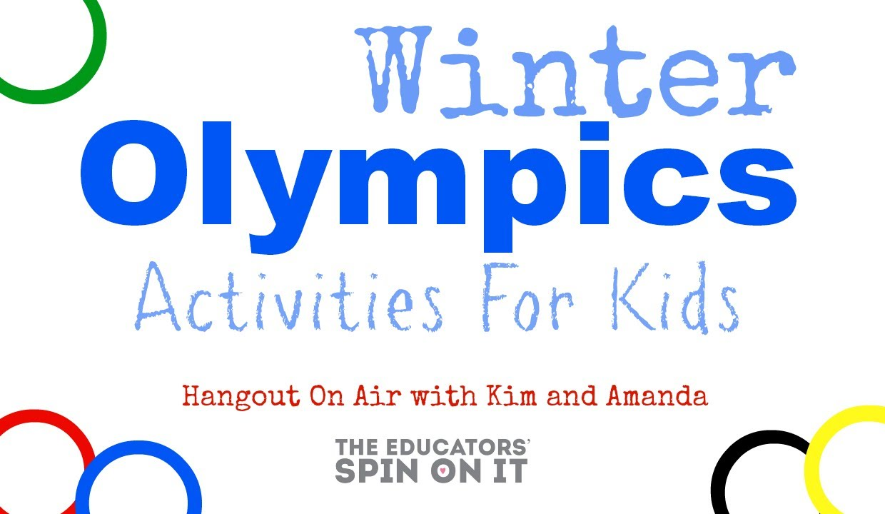 Watch on Free Preschool Olympics Worksheets Printables