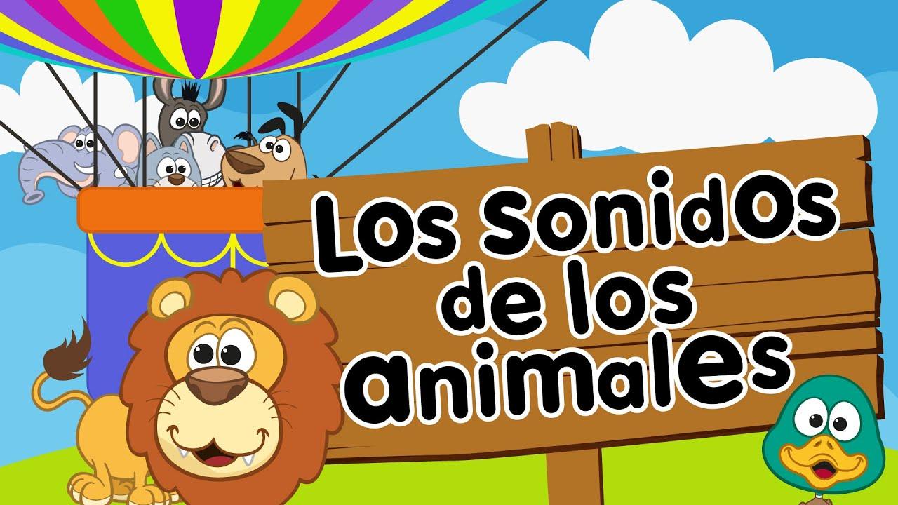Sonidos de los animales canci n infantil para ni os youtube - Cuadros decorativos infantiles para ninos ...