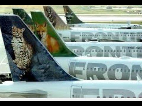 Frontier airlines beverage service