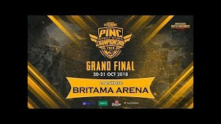 REPLAY PUBG GRAND FINAL PINC 2018 DAY 2  PUBG MOBILE INDONESIA HD