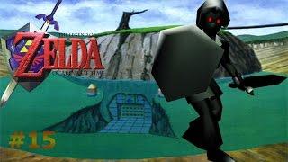 Combate contra si mismo/The Legend of Zelda: Ocarina of Time capítulo 15