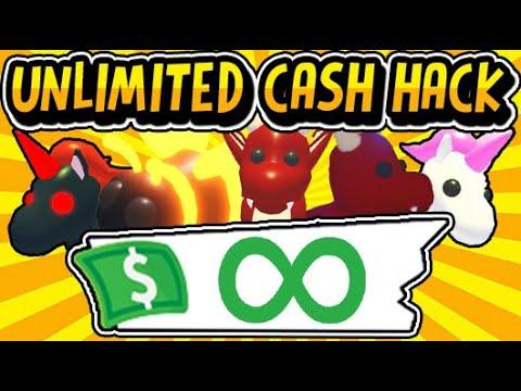 Secret Unlimited Cash Hack In Adopt Me Infinite Money Hack