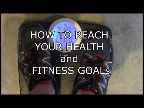 How To Achieve Fitness Goals // (or