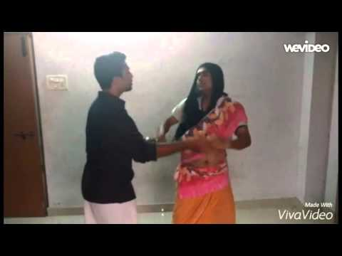ennu ninte moideen song effect funny cover,