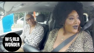 LEMME PICK YOU UP: RuPaul with Ts Madison