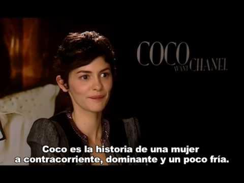 Coco Avant Chanel - Entrevista Audrey Tautou poster