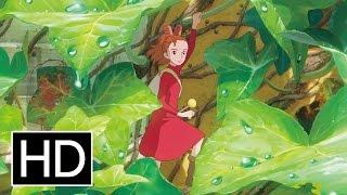 Arrietty Official Trailer