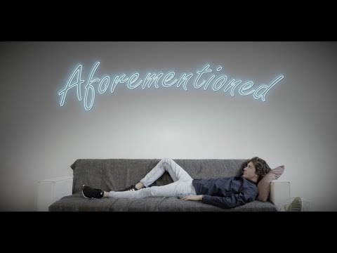 "Bearings ""Aforementioned"" Official Music Video"